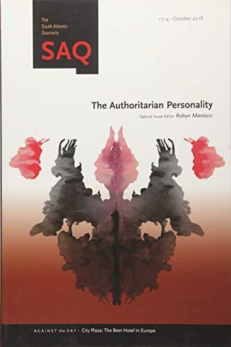 authoritarian personality - 1