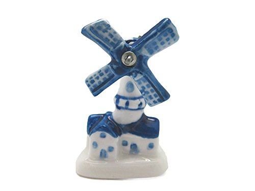 Collectible Ceramic Miniature Delft Blue - Delft Blue Windmill Shopping Results