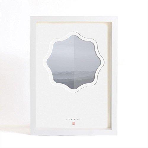 MEMORY OF JIANGNAN, - Photography in Wavy circular windows - Home - Hills Chino Shops The