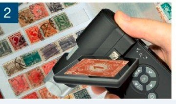 3.0'' LCD Digital Mobile Microscope/maginifier with Build-in Screen,500x by WIN.MAX (Image #4)