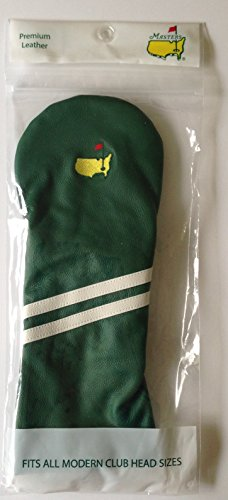 MASTERS Golf Tournament Leather Driver HEADCOVER 2016 Masters Pga New! by Inkster Sports