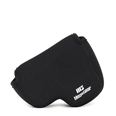 Megagear ''Ultra Light'' Neoprene Case Bag with Carabiner for Nikon COOLPIX B500 Digital Camera from Megagear
