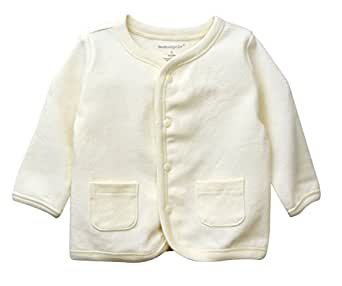 c8dc94d27 Amazon.com  Dordor   Gorgor ORGANIC Baby Cardigan Top