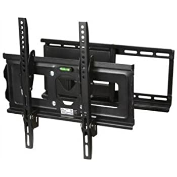 Amazon Com Siig Full Motion 23 To 42 Tv Wall Mount For