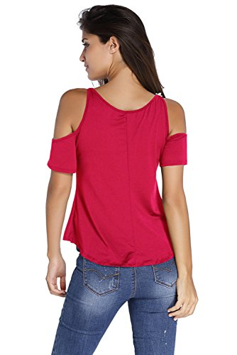 Chase Secret - Camisa deportiva - para mujer Rosso