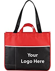 Change Up Meeting Tote 200 Quantity 2 30 Each PROMOTIONAL PRODUCT BULK BRANDED With YOUR LOGO CUSTOMIZED