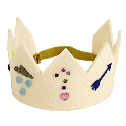 Meri Meri Felt Party Crown