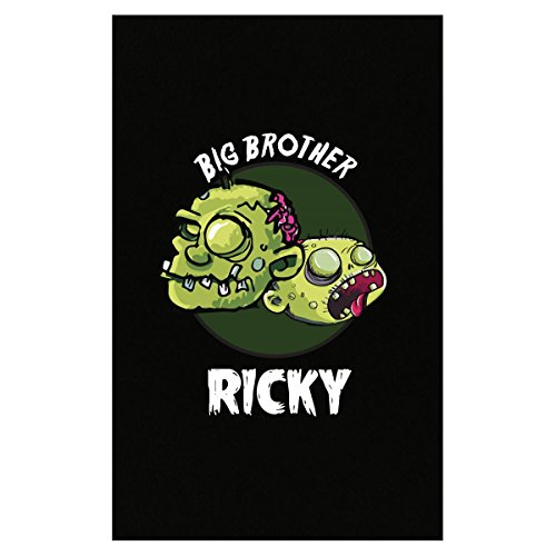 Halloween Costume Ricky Big Brother Funny Boys Personalized Gift - Poster