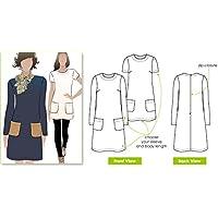 Patrón de costura Style Arc - Vestido