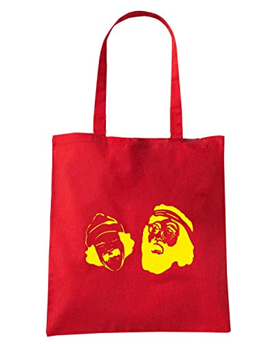 Rossa Shopper CHEECH Shirt Speed FUN0985 Borsa CHONG 1q8tqwE