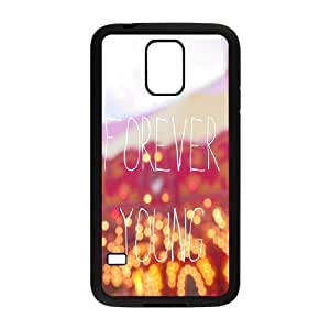 Brand New Phone Case for SamSung Galaxy S5 I9600 with diy Forever Young