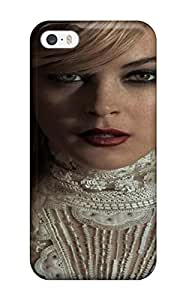 High-end Case Cover Protector For Iphone 5/5s(lindsay Lohan Celebrity People Celebrity)
