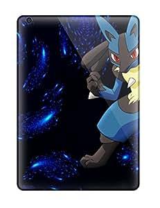 New Design Shatterproof ZWXqOHI2661NzkwY Case For Ipad Air (pokemon)