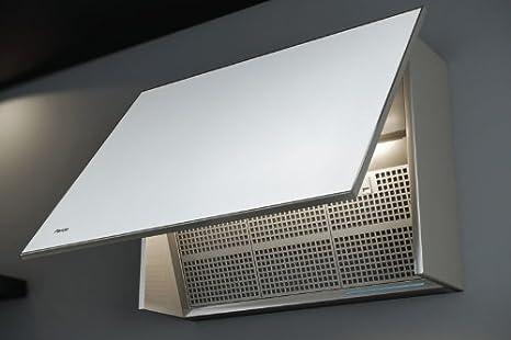 Pando P-760 940 m³/h De pared Blanco - Campana (940 m³/h, Canalizado, 39 dB, 55 dB, De pared, Blanco): Amazon.es: Hogar