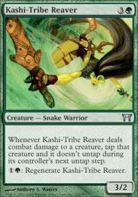 Magic: the Gathering - Kashi-Tribe Reaver - Champions of Kamigawa