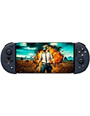 Bounabay Wireless Telescopic Bluetooth Controller Gamepad for Android, Black