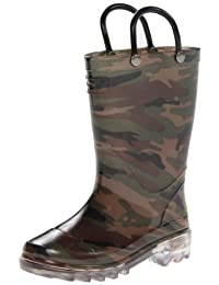 Western Chief Lighted Rain Boot (Toddler/Little Kid)