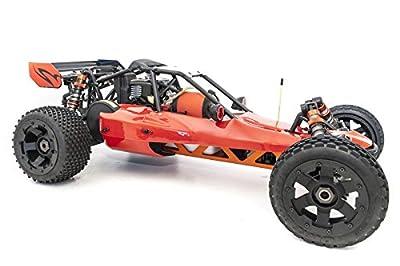 Hot Sale! 1/5 Rovan 275A Gas Petrol Buggy RTR 27.5cc HPI Baja 5B SS King Motor Compatible
