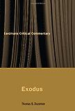 Exodus (The Eerdmans Critical Commentary)
