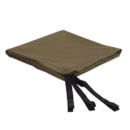 Diamond Brand Gear Wheat Tent Footprint- Made in the USA by Diamond Brand Gear