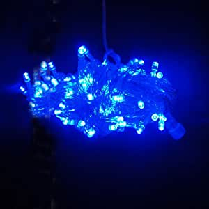wholesale blue 328FT 100M 10x10m 1000LED Decoration String Light Xmas party Wedding