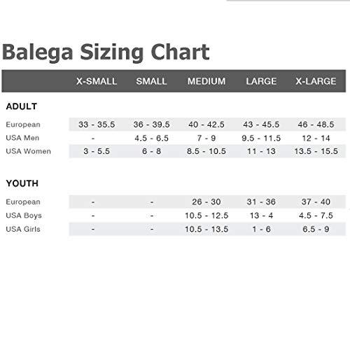 Balega Show Running Socks Men and Chocolate, Small