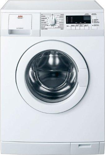 AEG L64840L Independiente 6kg 1400RPM A-10% Color blanco Carga ...