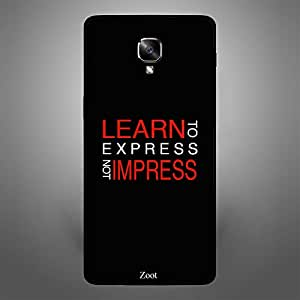OnePlus 3T Learn to Express not Impress