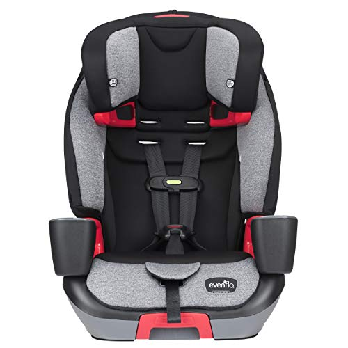 Evenflo Advanced SensorSafe Evolve 3-in-1 Combination Car Seat Color Jet