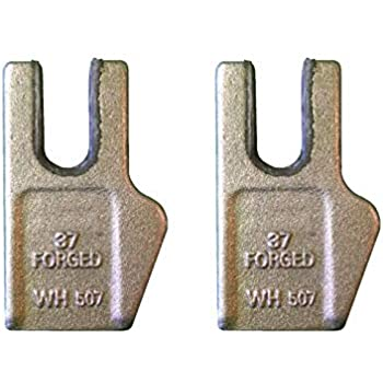 134501 40//50 Size Tooth for Pengo Aggressor Auger Qty-10 Pengo Auger Tooth