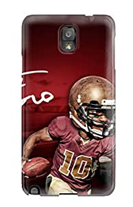 First-class Case Cover For Galaxy Note 3 Dual Protection Cover Robert Griffin Iii