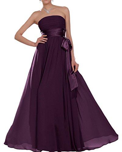 Missdressy - Vestido - plisado - para mujer morado 56