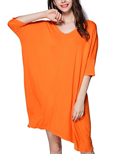 SWISSWELL - Camisón - para mujer naranja