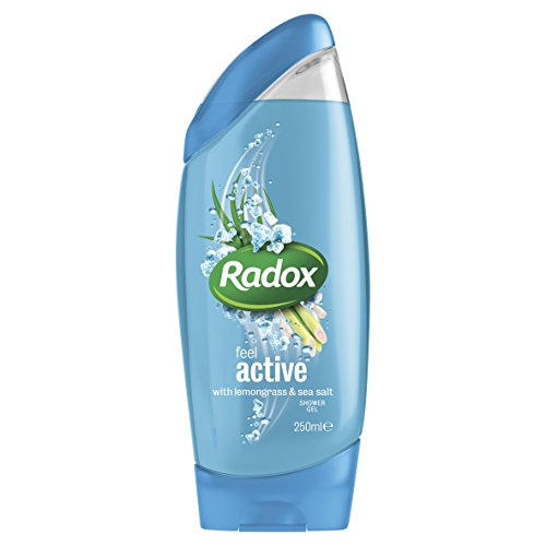 - Radox Fresh Active Shower Gel 81803 250ml