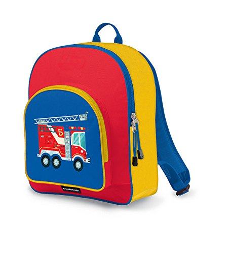 Crocodile Creek Fire Truck Backpack