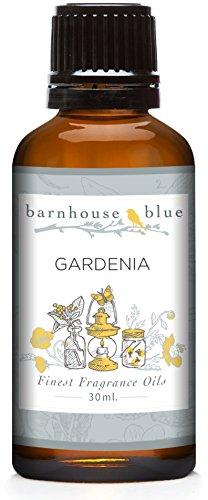 (Barnhouseblue - Gardenia - Premium Grade - Fragrance Oil (30ml))