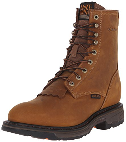 "Ariat Men's Workhog 8"" Work Boot"