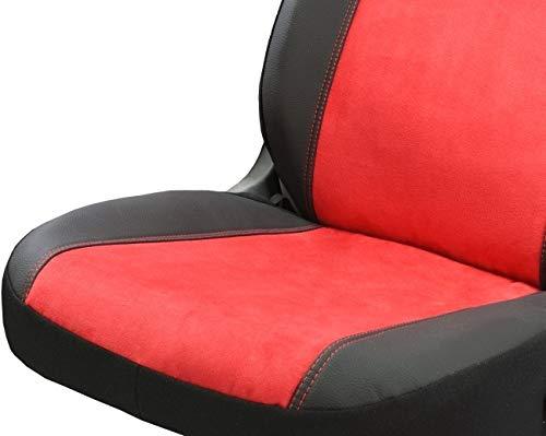 Z4L Sitzbez/üge CUSTO Passgenau geeignet f/ür Skoda Citigo Bj.ab 2011 Vordersitze