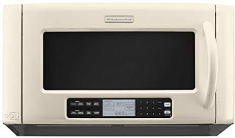 Kitchenaid Khms2050s 20 Cuft Microwave Hood Combo Watts Trucapture  Ventilation Optimawave