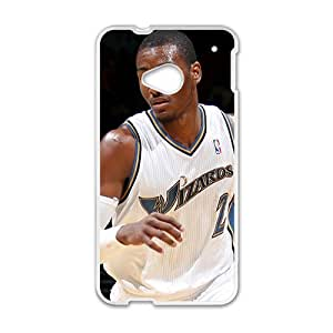Hope-Store WASHINGTON WIZARD NBA Basketball White Phone Case for HTC One M7