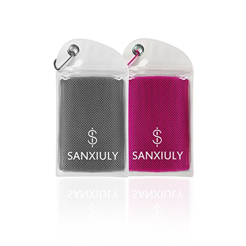 SANXIULY Cooling Towel Sports