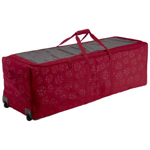 Classic Accessories Seasons Christmas Tree Rolling Storage Duffel -