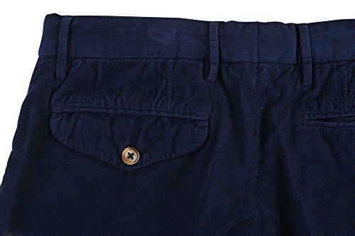 Incotex Pantalon Homme 44 Bleu foncé / Casual Comfort Coupe régulière