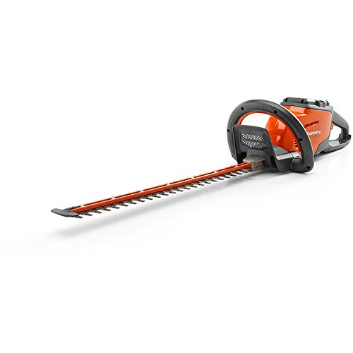 Husqvarna 115iHD55 40-Volt 22-in Dual Cordless Hedge Trimmer (Bare Tool Only, Battery Not Included) by Husqvarna