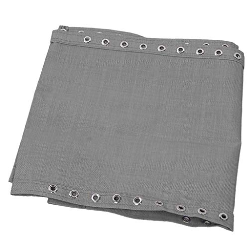 Fityle Replacement Fabric Cloth for Zero Gravity Chair,Patio Lounge Couch Recliners 63x17inch - Grey (Sling Chair Replacement Gravity)