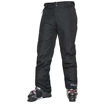 Trespass Mens Coffman Waterproof Ski Trousers (UK Size: S) (Black)