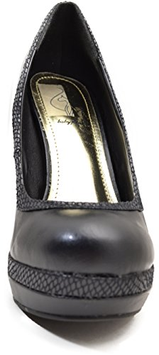 Zapatos De Bebé Phat Baby Phat, Chance Platfo Black 10 Med