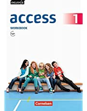 English G Access Workbook, Teil 1 (Workbook mit Audios online)