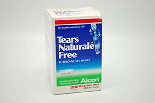 Alcon Tears Naturale Free 32S -