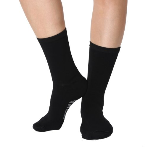 FIRMA Energywear Women's Circulation Socks One Size Black